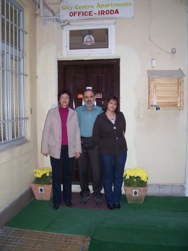 our staff_of_Aparthotel_apartment_hotel_in_Budapest