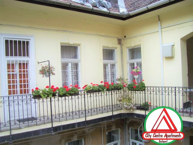 apartment to let in centre of Budapest